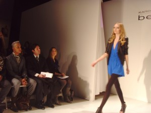 bebe, bebe fashion show, bebe at nyfw, jay manuel kim kardashian fashion