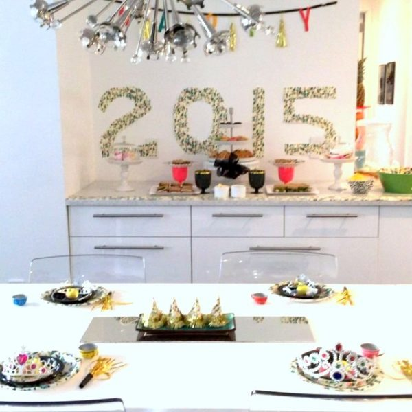 oh joy for target, oh joy party, new years eve party ideas