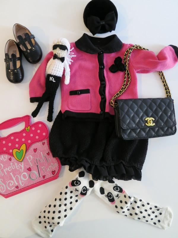 Fab Kids Chanel Inspired Baby Fashion Stylishly Stella