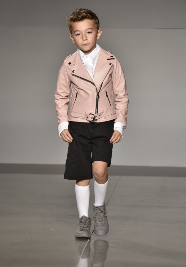 laer petitePARADE / Kids Fashion Week, NYC October 2015
