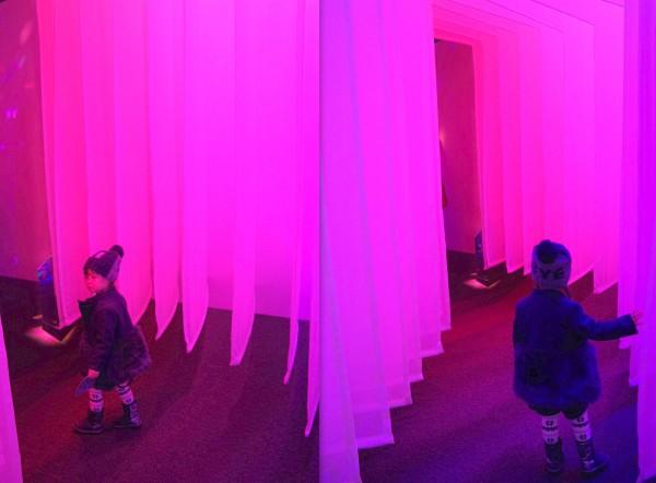 museum of feelings, museum of feelings, glade popup, popups, nyc popup, popup for kids