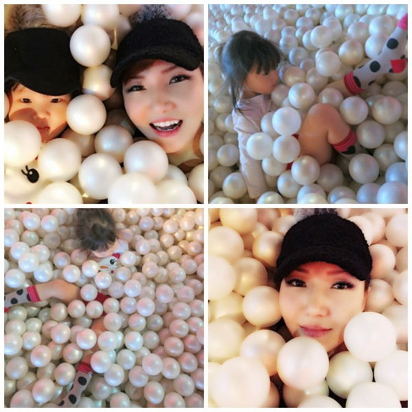 ball pit, instagramable, popups, , popup, nyc popup, target popup, holiday popup