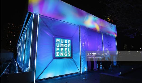 museum of feelings, glade popup, popup