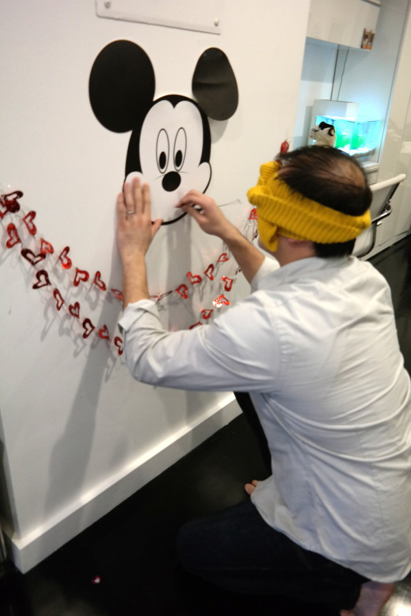 minnie mouse kids birthday party