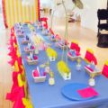 easter party ideas, bunny themed birthday, kids birthday party ideas, how to design a tablescape for kids, kids party ideas, kids' bunny party, kids' easter party