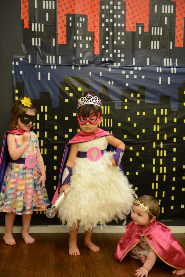 how to plan a superhero party