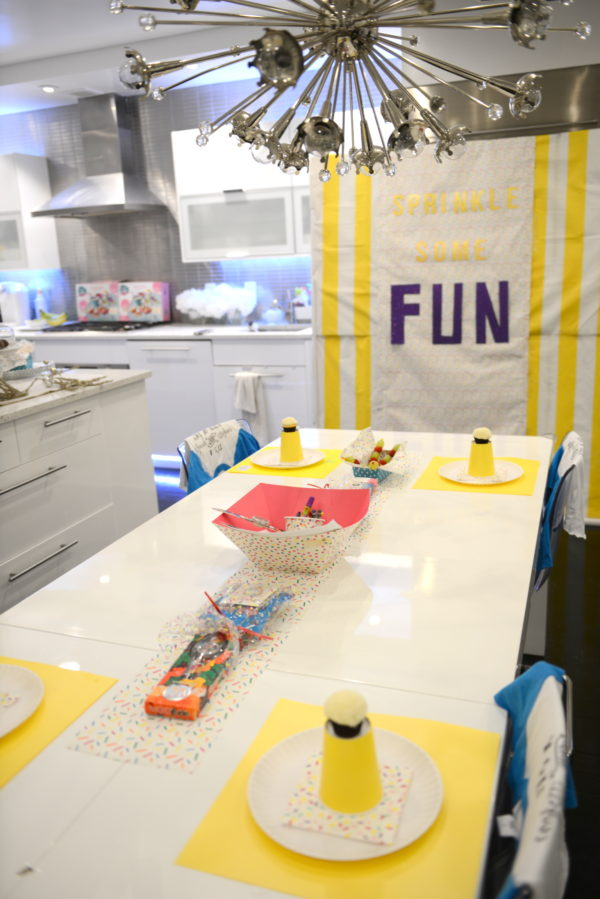 kids party ideas, party decor