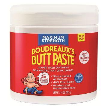 diaper cream, boudreaux