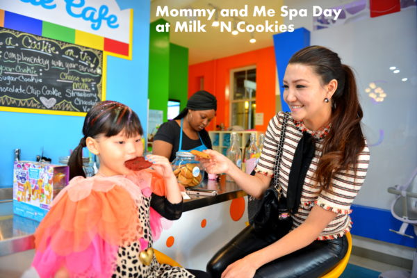 mommy and me, mommy and me manicures, milk n cookies, nyc kids, things to do with kids nyc