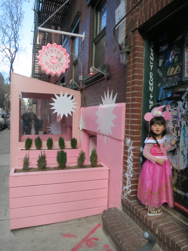 pink restaurant, where to have a kids party in nyc, nyc kids party venues, family friendly nyc kids restaurants, nolita restaurants