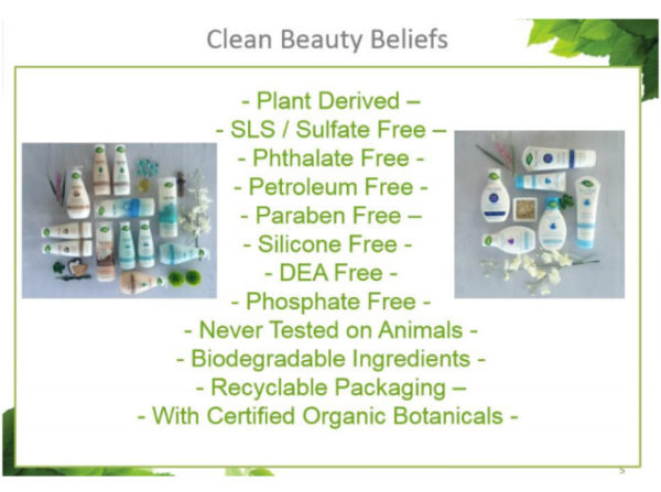 live clean brand, eco friendly brands