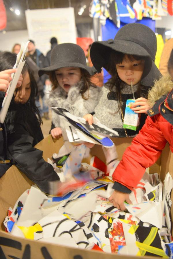 invisible dog art center, modern art, art for kids, arts n crafts