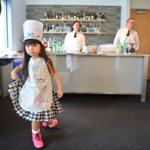 kid chef, little chef, baby chef, cooking with kids, institute of culinary education