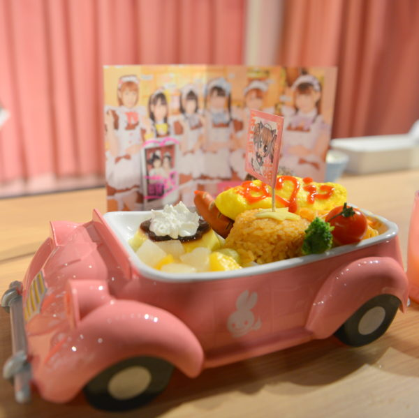 tokyo themed cafe, at home maid cafe