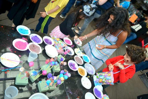 candyland, kids event, kids party