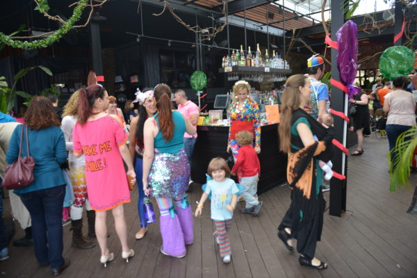 kids events in nyc, burning man