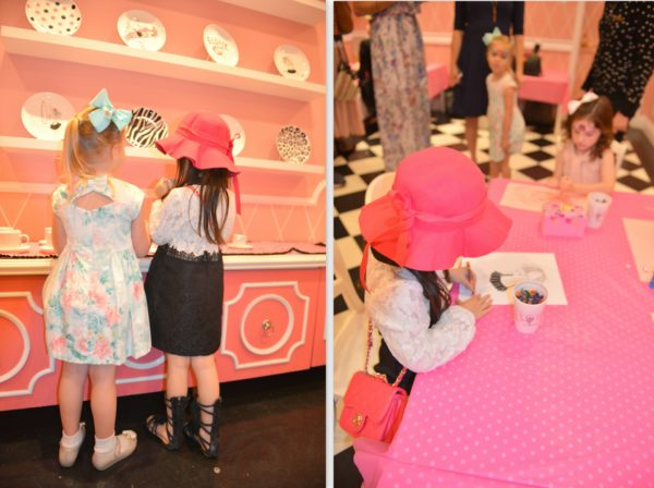 eloise at the plaza, plaza tea party for girls, eloise tea party for kids, eloise tea party