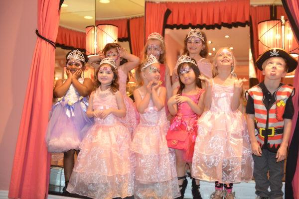 princess tea party, princess party, kids pink party, pink party ideas, kids tea party, eloise at the plaza, plaza hotel for kids