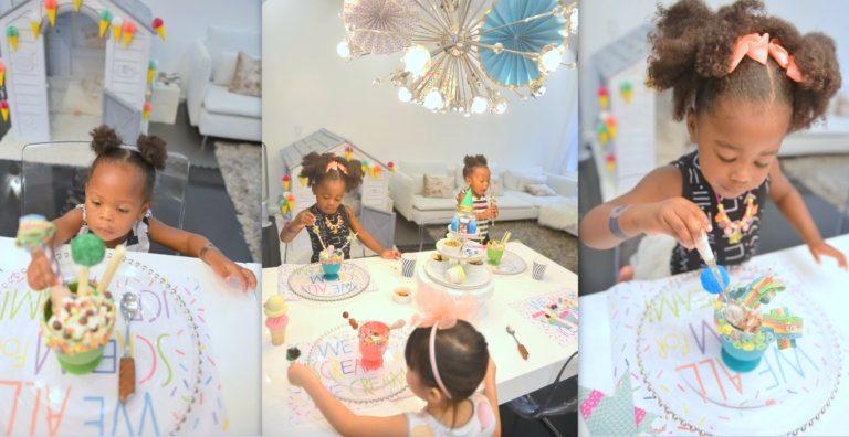 ice cream party, ice cream social ideas, ice cream party ideas, kids ice cream party