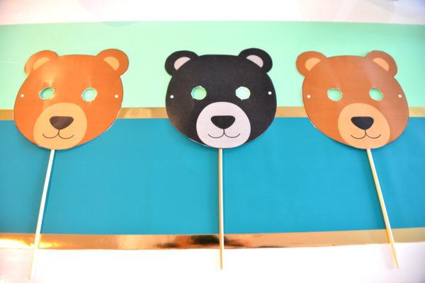 how to plan a teddy bear tea party