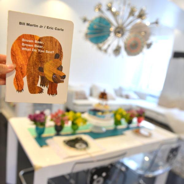 children's books, teddy bear party, teddy bear tea party