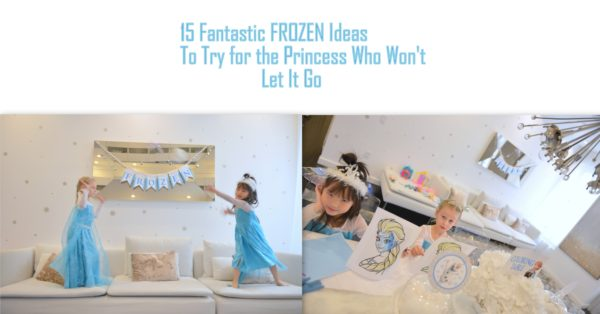 how to plan a frozen themed party, best frozen kids party ideas, frozen kids party