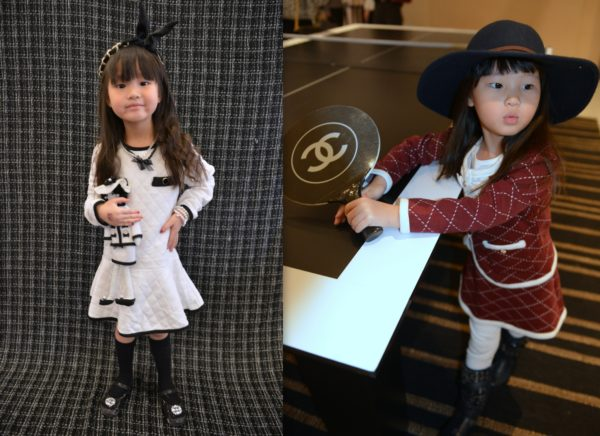 2687cd8d Kids' Outfits inspired by Chanel Fashion