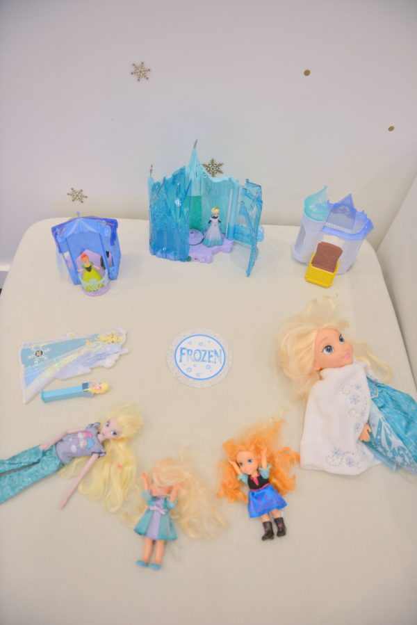 girls party themes, frozen party ideas, frozen party food, frozen party menu, frozen kids party