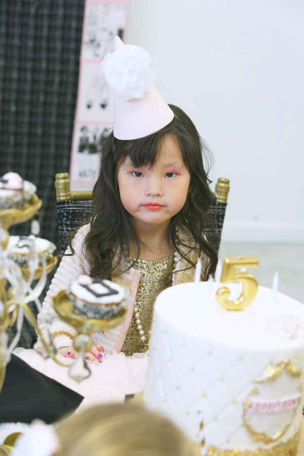 chanel themed party, chanel themed birthday, chanel kids, chanel kids party, chanel style, chanel party decor