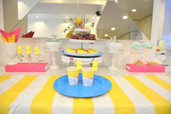 peeps desserts, peeps ideas, easter party ideas, easter party planning, kids easter party ideas