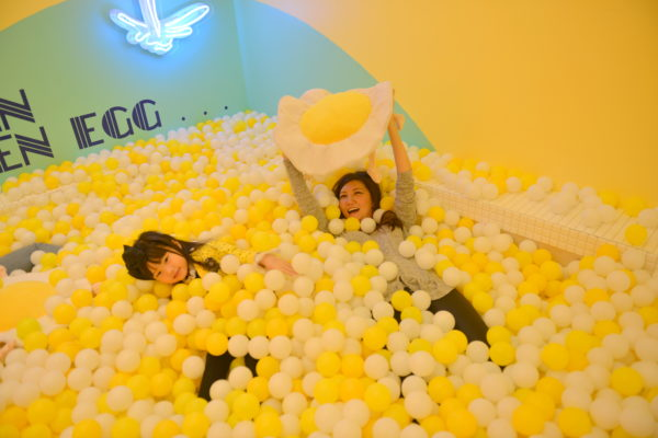 the egg house, nyc art installation, nyc art, things to see in ny, sunny side up
