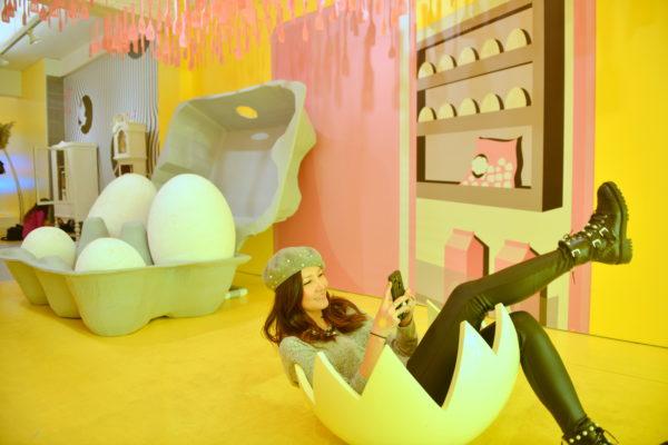 egg house, egg house nyc, the egg house, egg art, nyc art