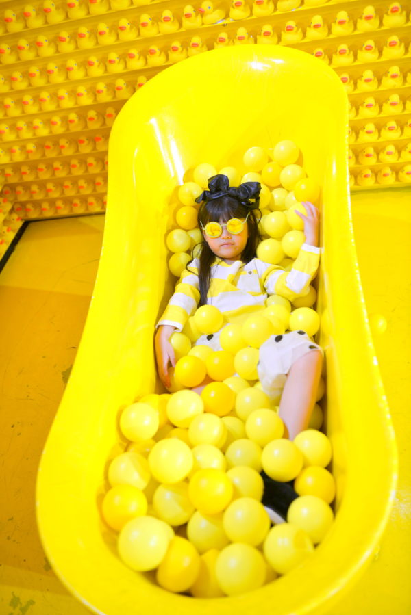 ballpit, ball pit, happy place popup, happy place chicago, happy place la, la popup, chicago popup, popups