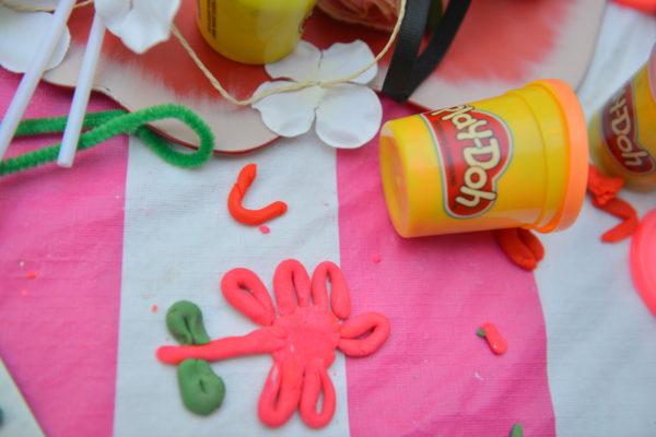 flower party, kids party ideas, flower power