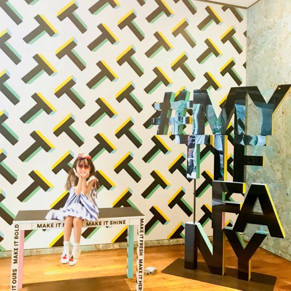 tiffany store soho, tiffany store nyc, instagramable soho, shopping soho