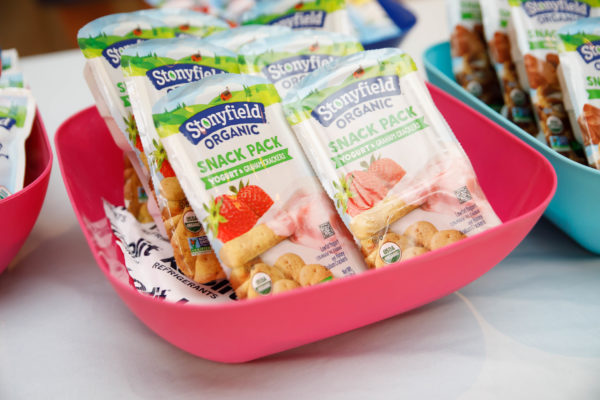 yogurt, snack packs, school lunch, back to school, momtrends event