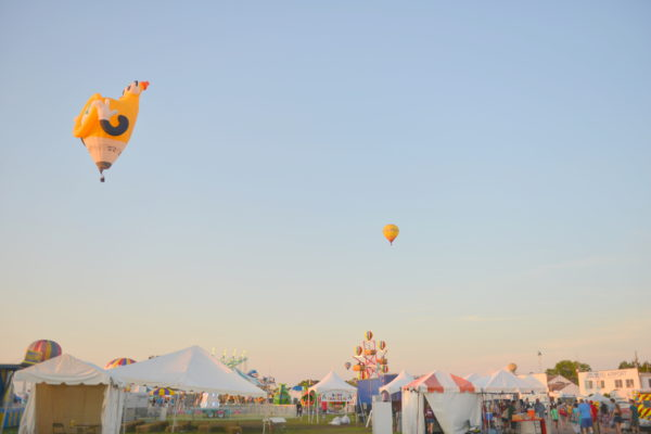 nj hot air balloons, hot air balloon festival, quick check, quickcheck event