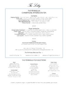 peninsula hotel afternoon tea, peninsula hotel tea service, peninsula hotel chicago