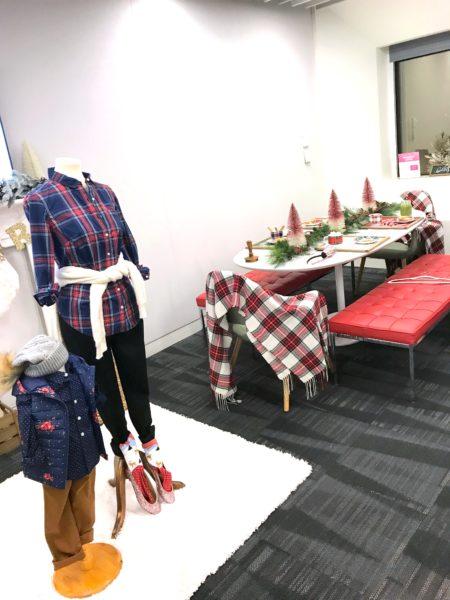 plaid trend, plaid decor, plaid shirt, jcpenney, peyton and parker