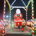 christmas lights, where to see the best christmas lights, koziar's, christmas village, bernville pa