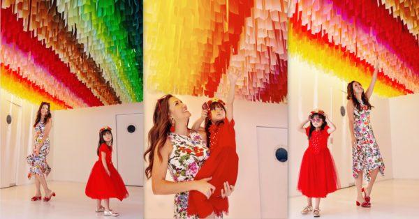 color factory, nyc popup, popup, rainbow popup, new york city popup, popups