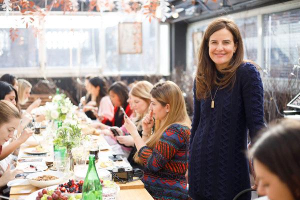 nicole feliciano, lubriderm, blogger event, nyc bloggers