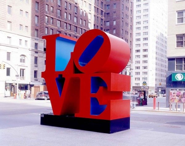 street art, love nyc, nyc love sign, nyc love art, nyc valentines art, nyc valentines street art