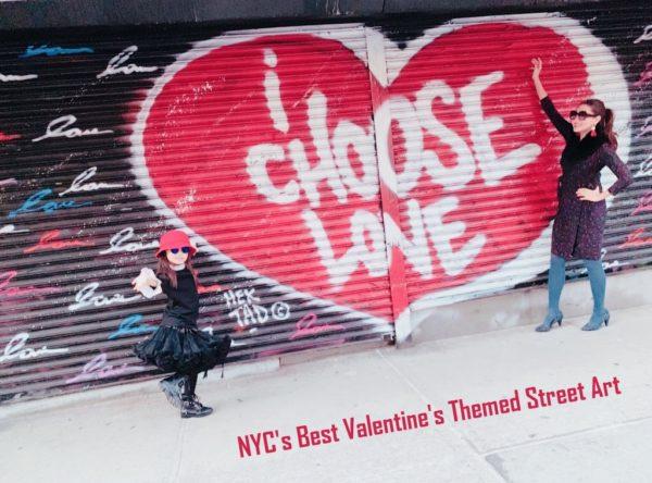 nyc street art, nyc heart art, nyc heart wall, nyc love, i heart nyc, best graffiti art nyc, best nyc street art