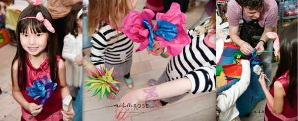 spring party ideas, flower craft, easter crafts, easter egg hunt, easter party for kids