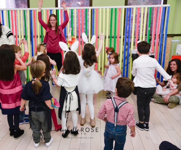 easter party ideas for kids, kids party ideas, kids easter party, manhattan dance lab