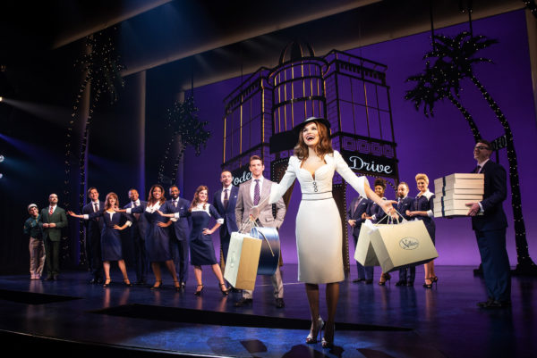 pretty woman the musical, pretty woman on broadway, pretty woman musical review