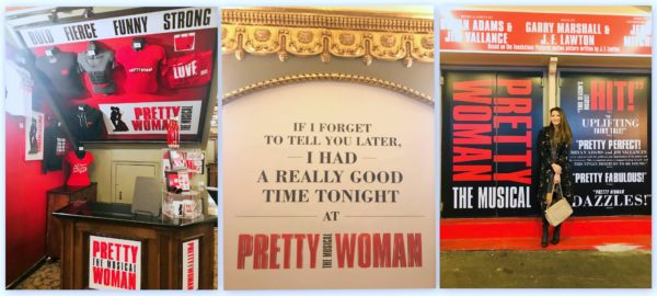 pretty woman, pretty woman review, pretty woman on broadway