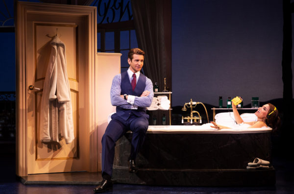 pretty woman the musical, pretty woman on broadway, pretty woman musical review, pretty woman on broadway review