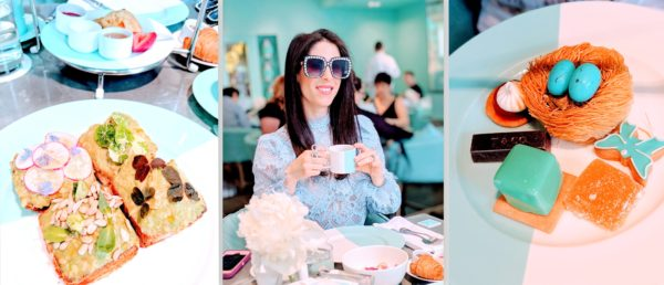 blue box cafe, where to eat in nyc, best afternoon tea nyc, nyc afternoon tea, blue box cafe review
